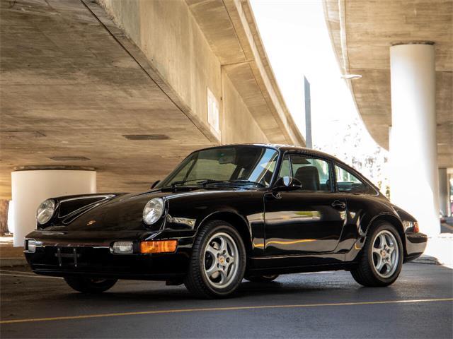 1993 Porsche 964 (CC-1337231) for sale in Marina Del Rey, California