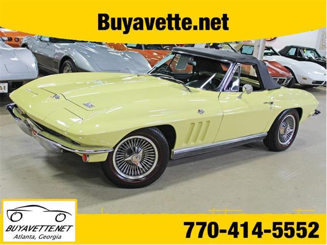1966 Chevrolet Corvette (CC-1337238) for sale in Atlanta, Georgia