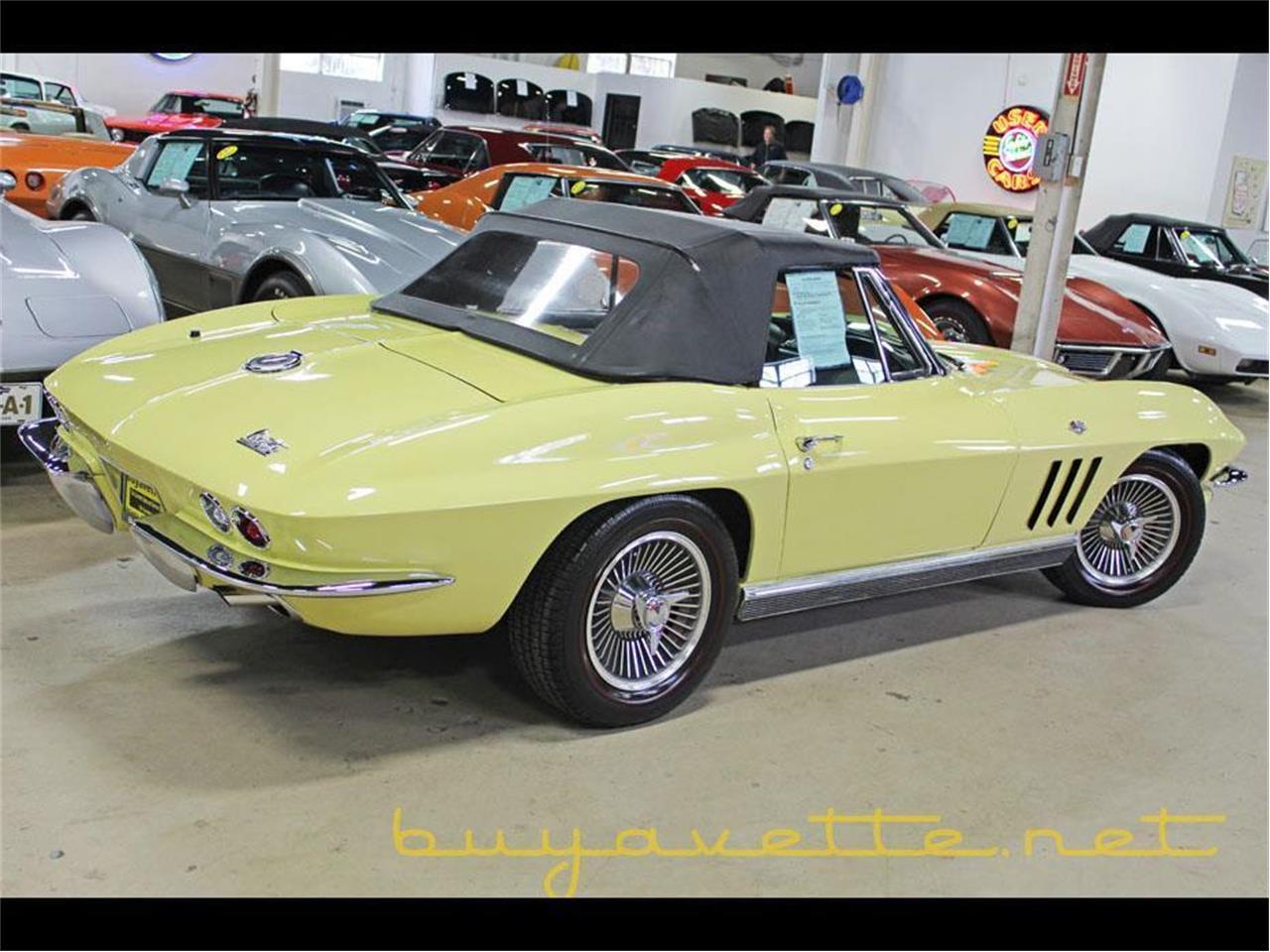1966 Chevrolet Corvette (CC-1337238) for sale in Atlanta, Georgia