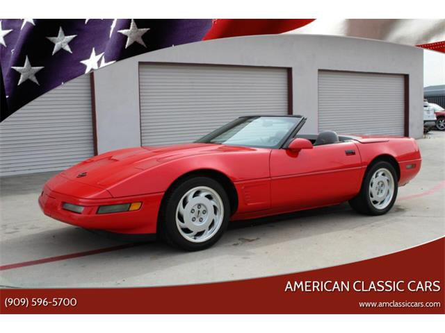1996 Chevrolet Corvette (CC-1337239) for sale in La Verne, California