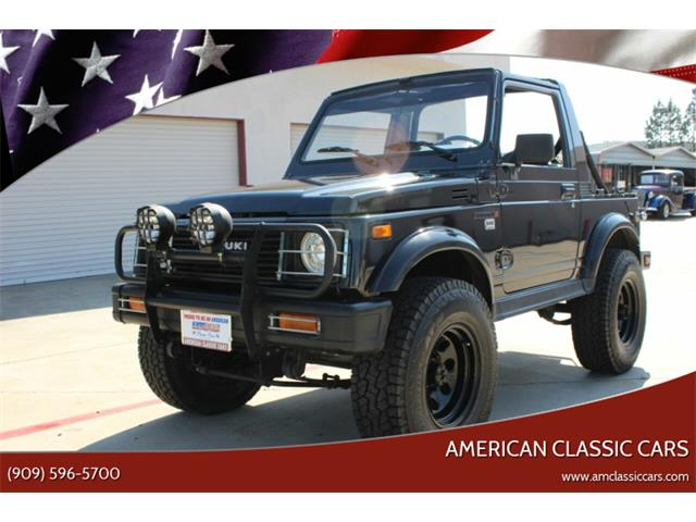 1986 Suzuki Samurai (CC-1337240) for sale in La Verne, California