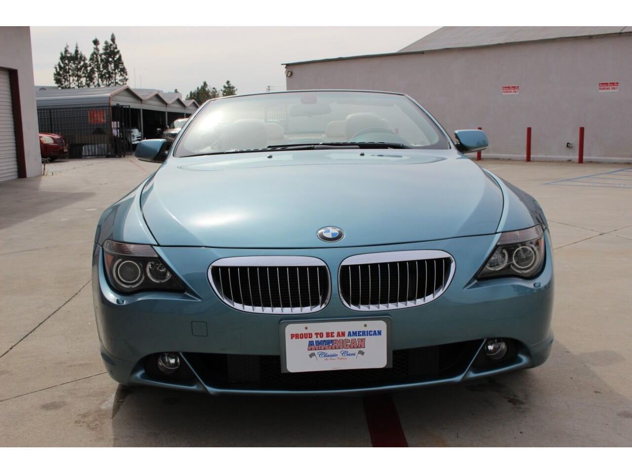 2004 BMW 6 Series (CC-1337243) for sale in La Verne, California