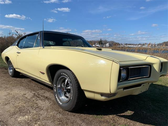 1968 Pontiac GTO (CC-1337259) for sale in Milford City, Connecticut