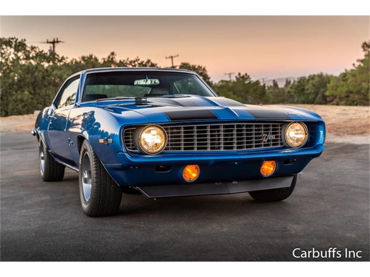 1969 Chevrolet Camaro (CC-1337263) for sale in Concord, California