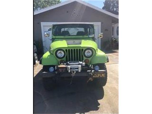 1963 Jeep CJ5 (CC-1337269) for sale in Cadillac, Michigan