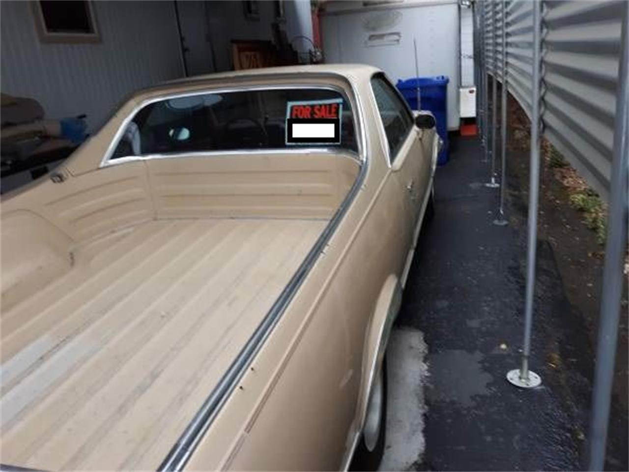 1978 Chevrolet El Camino (CC-1337270) for sale in Cadillac, Michigan