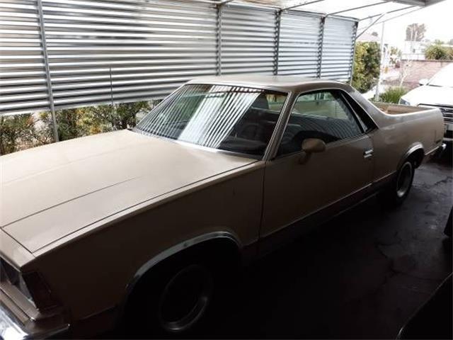 1978 Chevrolet El Camino (CC-1337270) for sale in Cadillac, Michigan