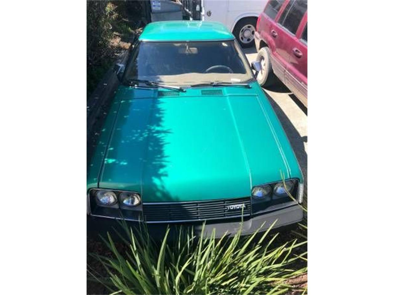 1979 Toyota Celica (CC-1337274) for sale in Cadillac, Michigan
