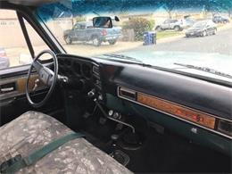 1978 GMC Sierra (CC-1337275) for sale in Cadillac, Michigan