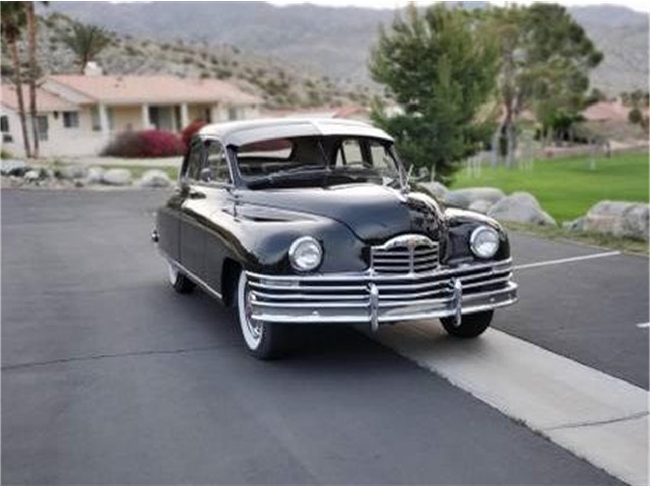 1949 Packard Eight (CC-1337277) for sale in Cadillac, Michigan