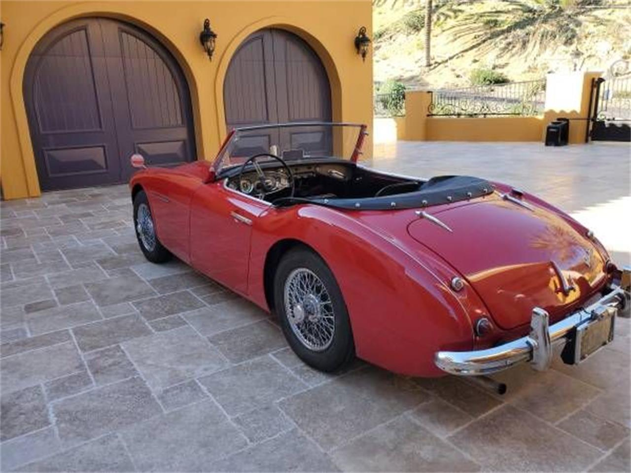 1959 Austin-Healey 100-6 (CC-1337281) for sale in Cadillac, Michigan