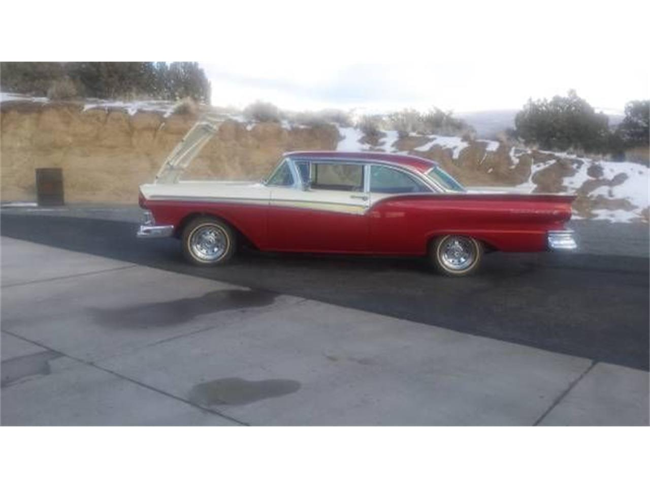 1957 Ford Fairlane (CC-1337290) for sale in Cadillac, Michigan