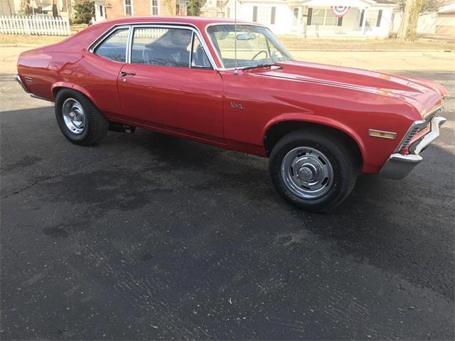 1971 Chevrolet Nova (CC-1337305) for sale in Utica, Ohio