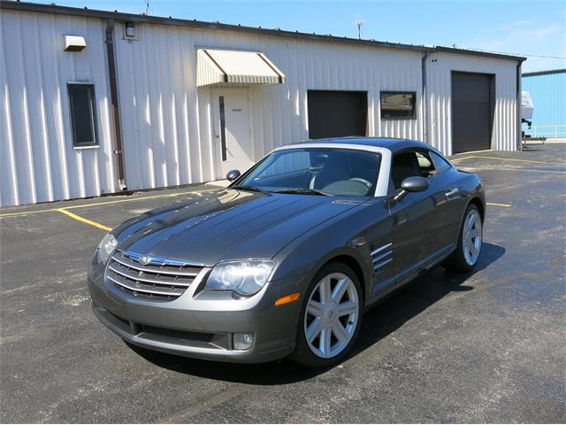 2004 Chrysler Crossfire (CC-1337306) for sale in Manitowoc, Wisconsin
