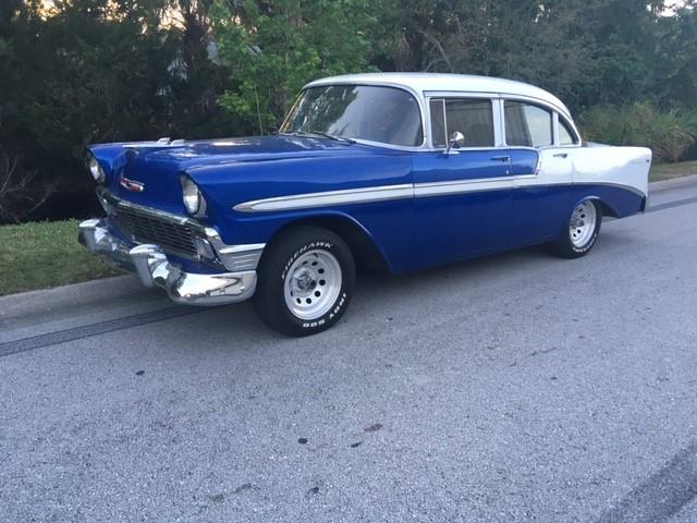 1956 Chevrolet Bel Air (CC-1337314) for sale in Utica, Ohio