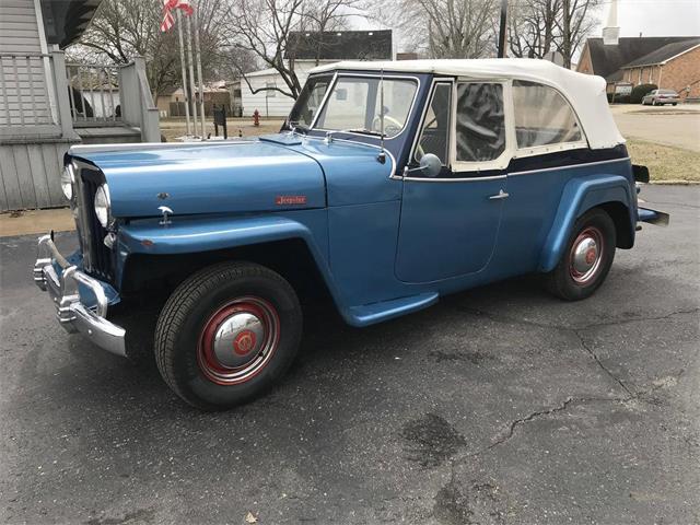 1949 Jeep Jeepster (CC-1337319) for sale in Utica, Ohio