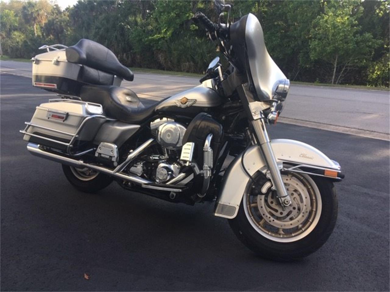 2003 Harley-Davidson Electra Glide (CC-1337325) for sale in Utica, Ohio