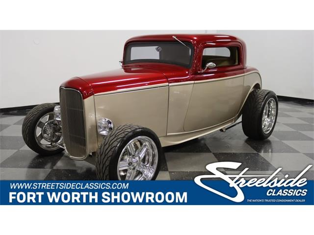 1932 Ford 3-Window Coupe (CC-1337336) for sale in Ft Worth, Texas