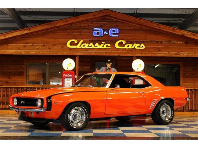1969 Chevrolet Camaro (CC-1330734) for sale in New Braunfels , Texas