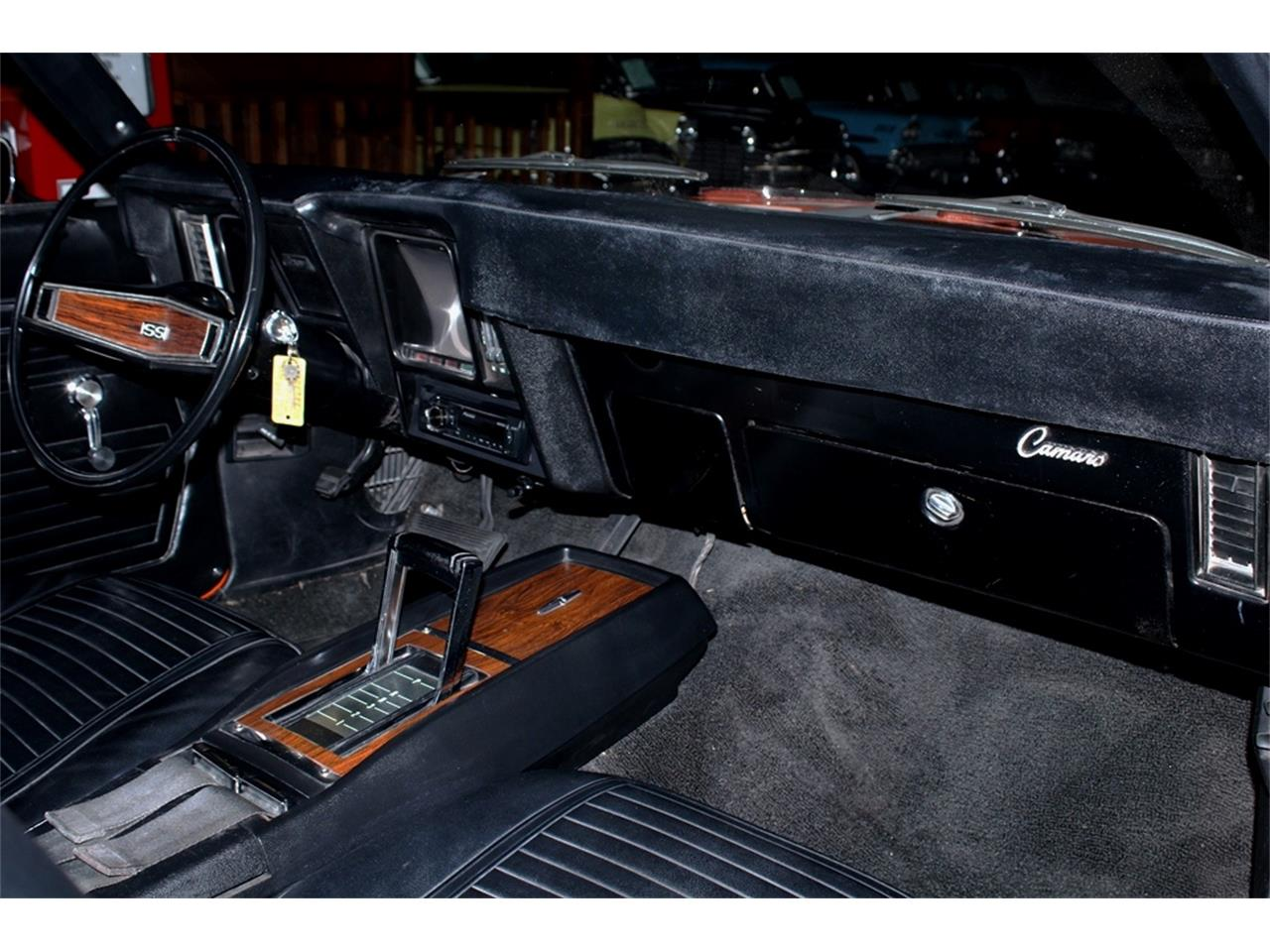 1969 Chevrolet Camaro (CC-1330734) for sale in New Braunfels , Texas