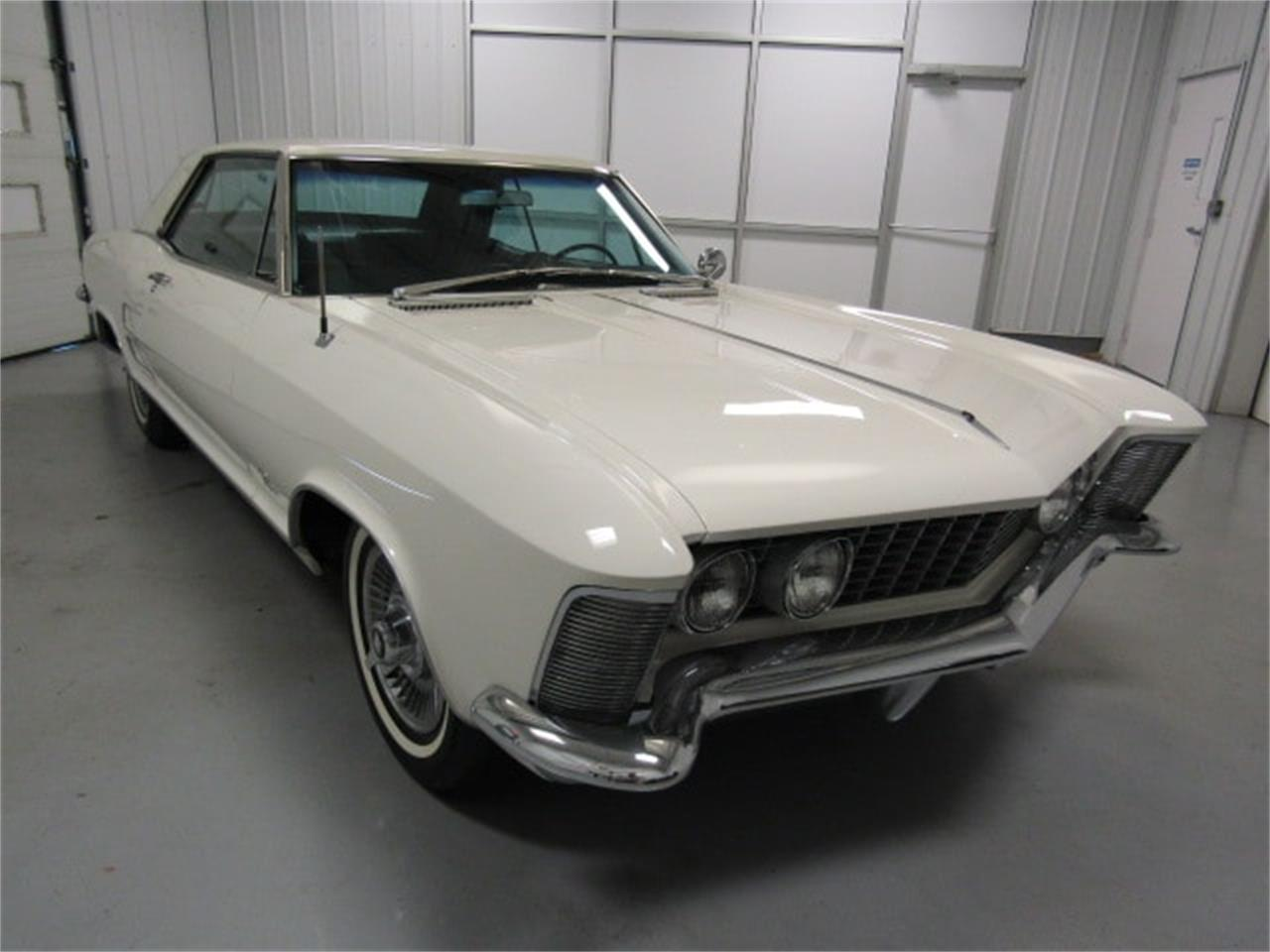 1963 Buick Riviera (CC-1337343) for sale in Christiansburg, Virginia