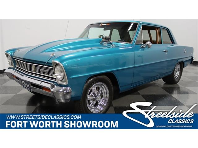 1966 Chevrolet Nova (CC-1337347) for sale in Ft Worth, Texas