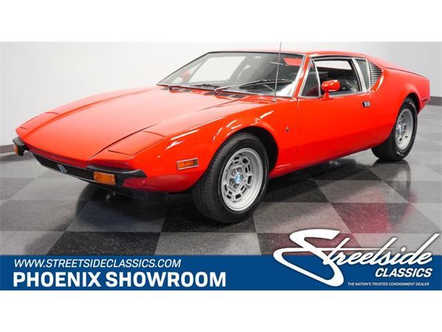 1972 De Tomaso Pantera (CC-1337348) for sale in Mesa, Arizona