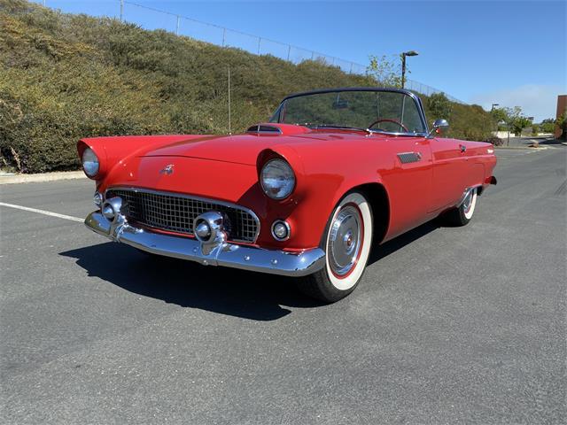 1955 Ford Thunderbird (CC-1337369) for sale in Fairfield, California