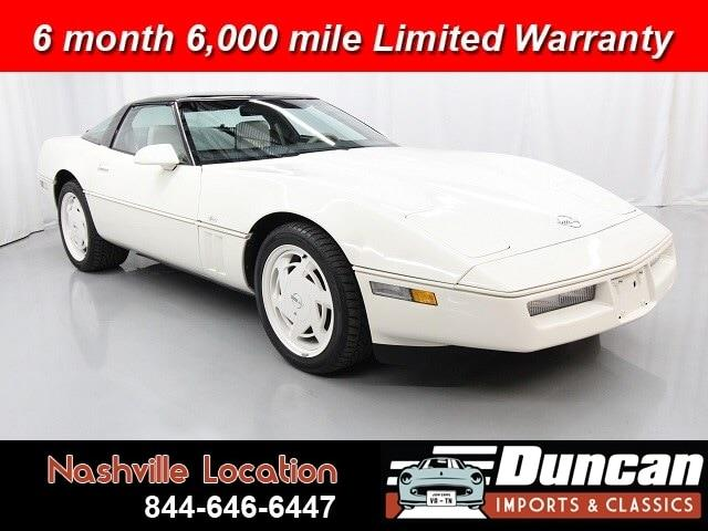 1988 Chevrolet Corvette (CC-1337375) for sale in Christiansburg, Virginia
