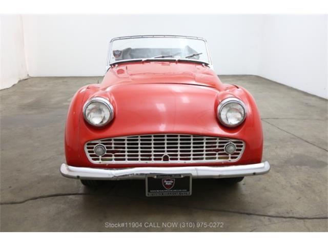 1959 Triumph TR3 (CC-1337377) for sale in Beverly Hills, California