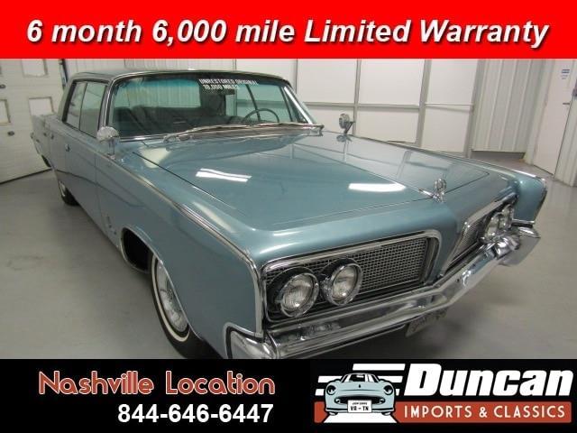 1964 Chrysler Imperial (CC-1337385) for sale in Christiansburg, Virginia