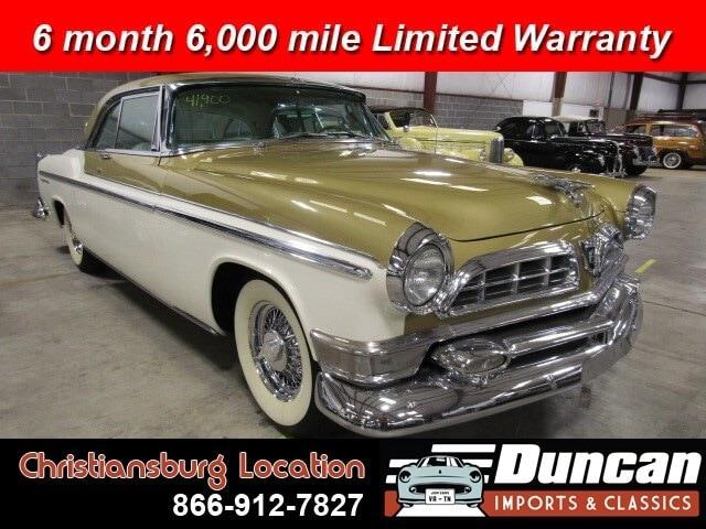 1955 Chrysler New Yorker (CC-1337386) for sale in Christiansburg, Virginia