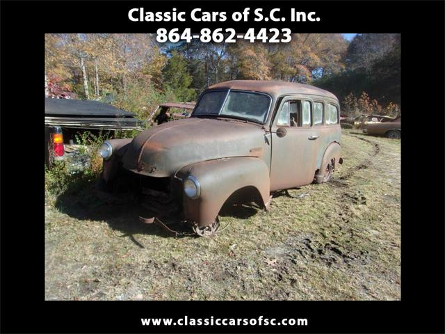 1950 Chevrolet Suburban (CC-1337392) for sale in Gray Court, South Carolina