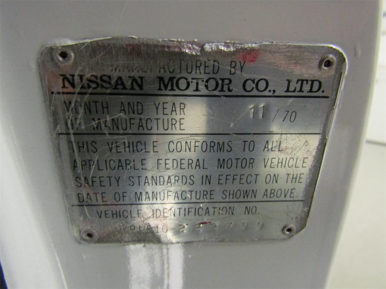 1971 Datsun 510 (CC-1337396) for sale in Christiansburg, Virginia