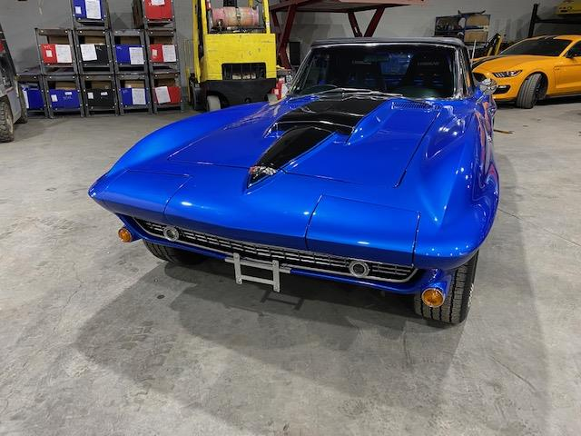 1964 Chevrolet Corvette (CC-1330740) for sale in calgary, Alberta