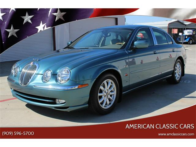 2001 Jaguar S-Type (CC-1337407) for sale in La Verne, California