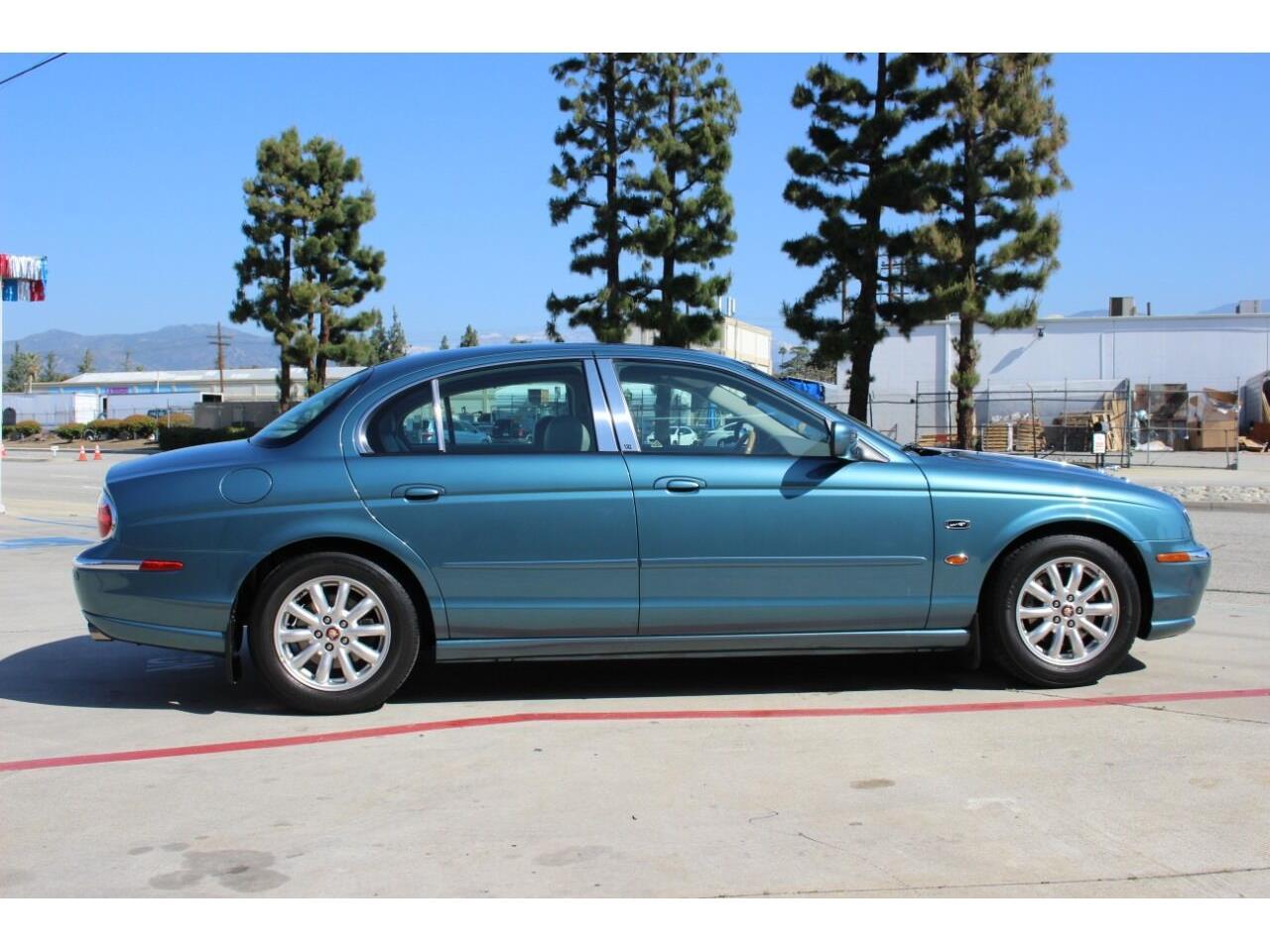 2001 Jaguar S-Type (CC-1337407) for sale in La Verne, California
