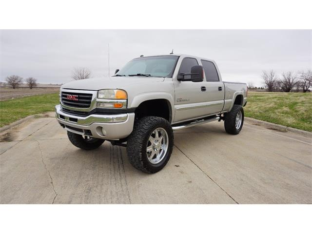 2005 GMC 2500 (CC-1337416) for sale in Clarence, Iowa