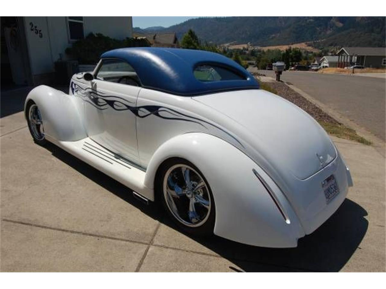 1937 Ford Convertible (CC-1337418) for sale in Cadillac, Michigan