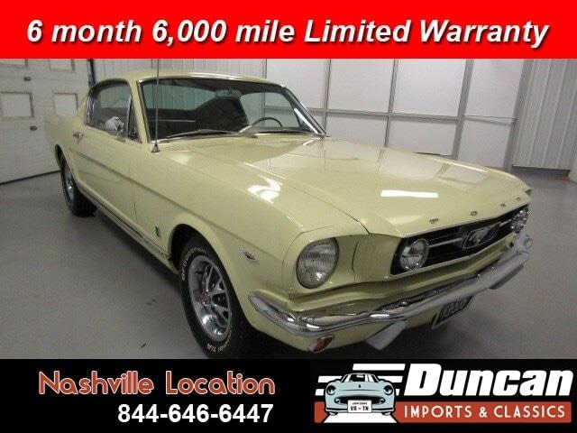 1966 Ford Mustang (CC-1337419) for sale in Christiansburg, Virginia