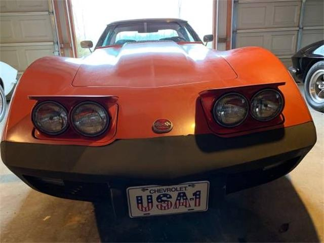 1975 Chevrolet Corvette (CC-1337425) for sale in Cadillac, Michigan