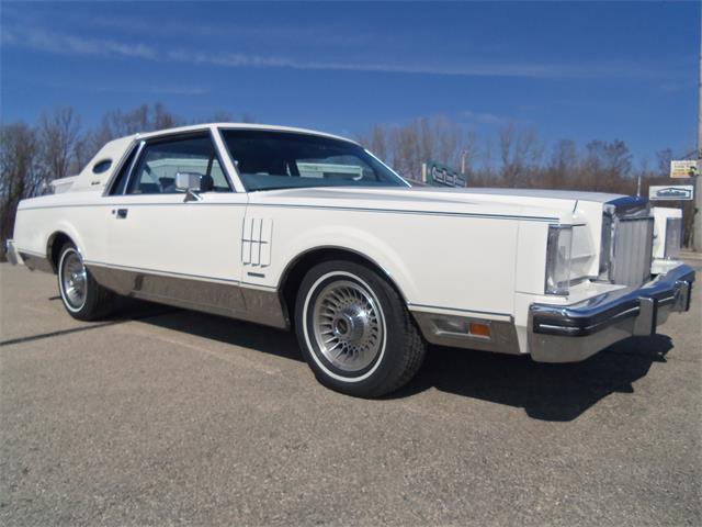 1983 Lincoln Continental Mark VI (CC-1330743) for sale in Jefferson, Wisconsin