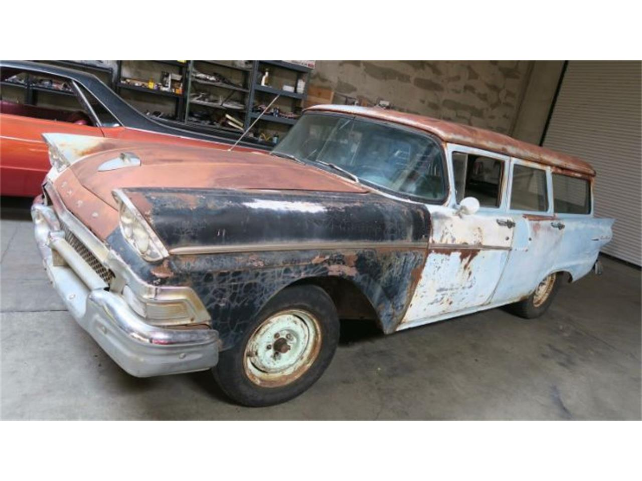 1958 Ford Ranch Wagon (CC-1337430) for sale in Cadillac, Michigan