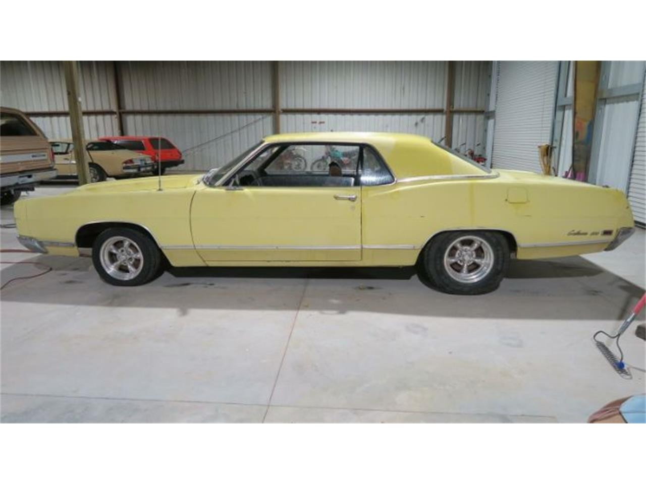 1969 Ford Galaxie 500 (CC-1337432) for sale in Cadillac, Michigan