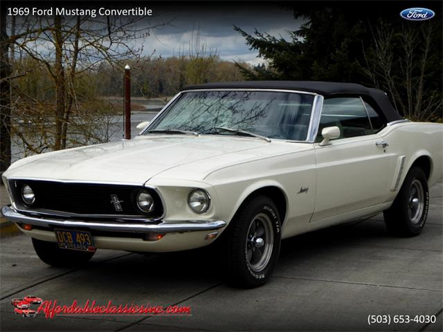 1969 Ford Mustang (CC-1337437) for sale in Gladstone, Oregon