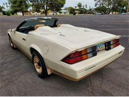 1983 Chevrolet Camaro (CC-1337441) for sale in Cadillac, Michigan