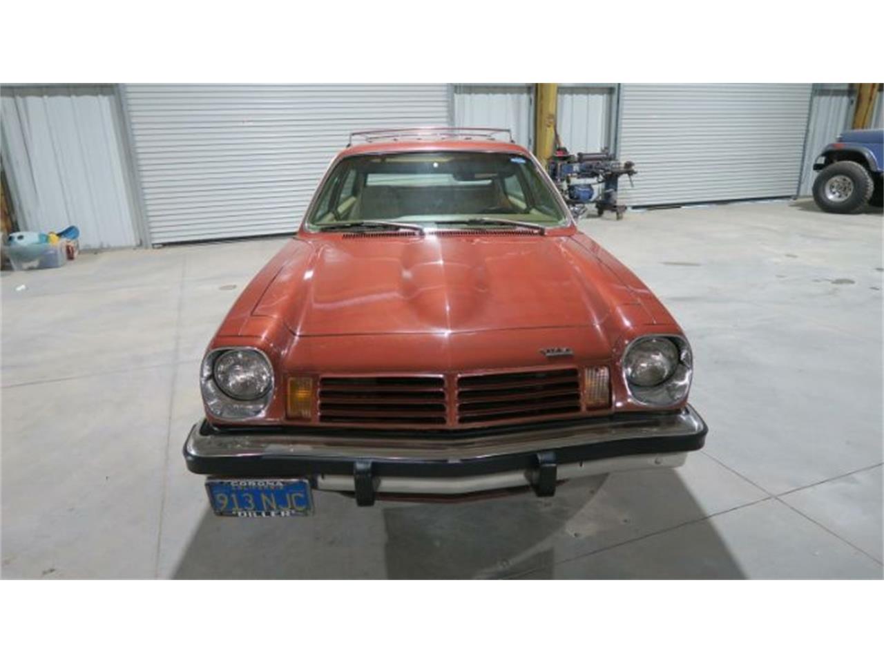 1975 Chevrolet Vega (CC-1337444) for sale in Cadillac, Michigan