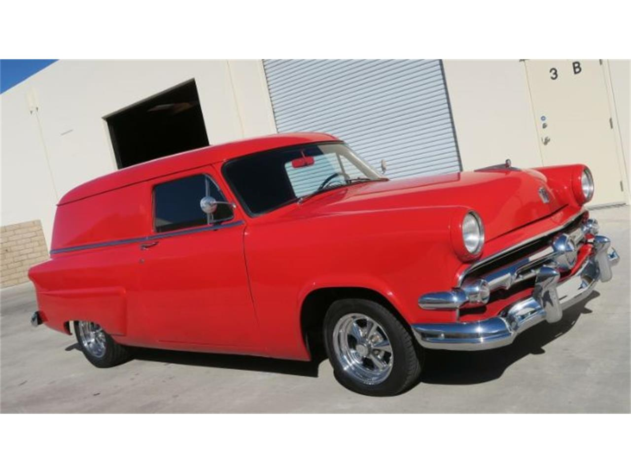 1954 Ford Sedan Delivery (CC-1337448) for sale in Cadillac, Michigan