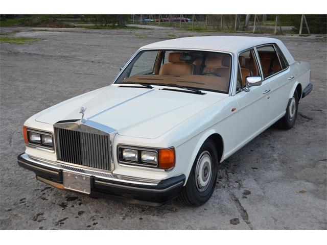 1989 Rolls-Royce Silver Wraith (CC-1337450) for sale in Lebanon, Tennessee