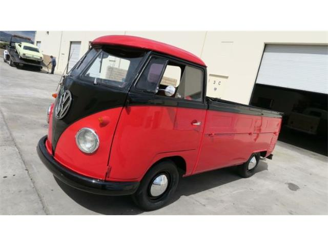 1962 Volkswagen Transporter (CC-1337451) for sale in Cadillac, Michigan